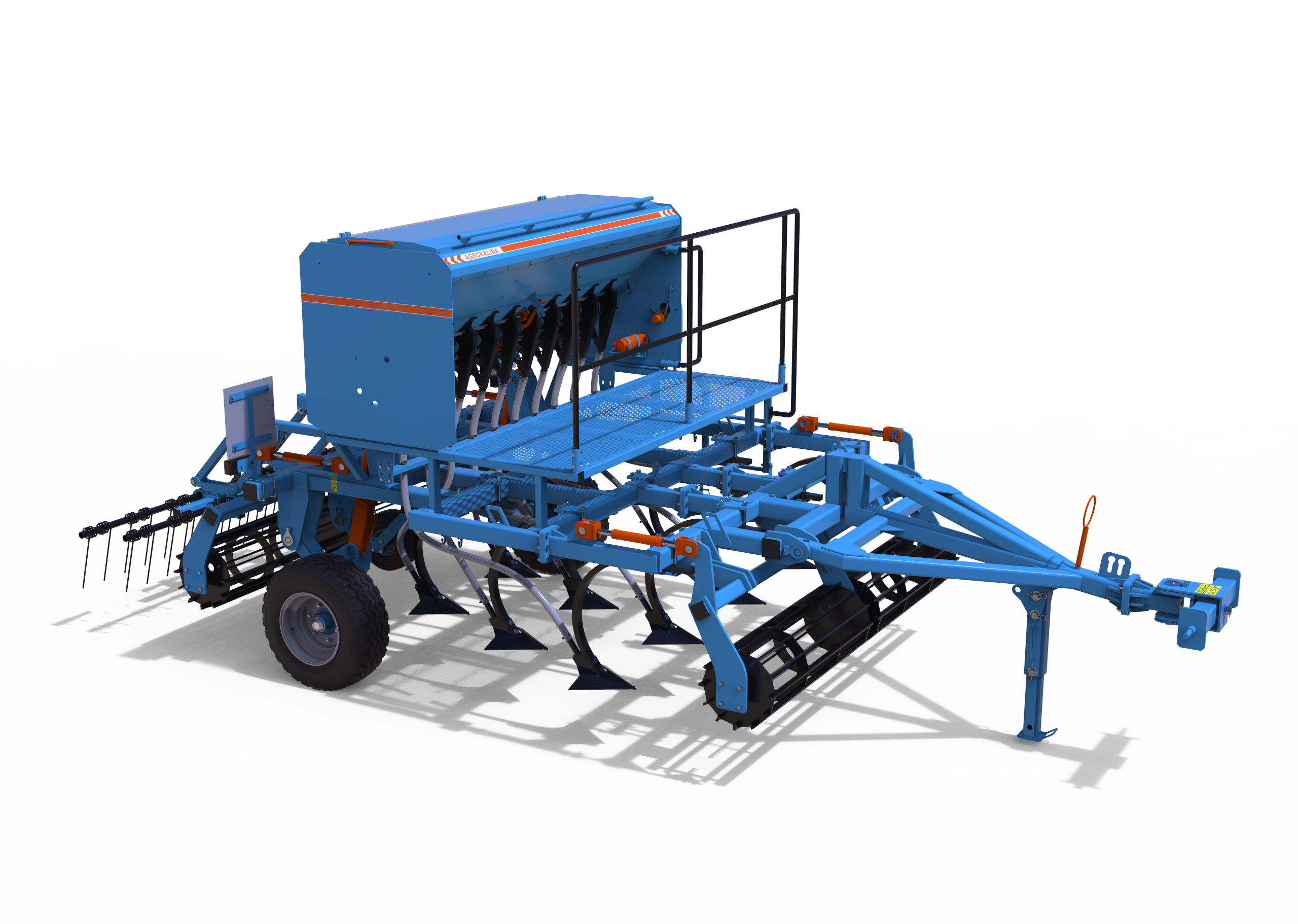 Seed Drill OvTEch
